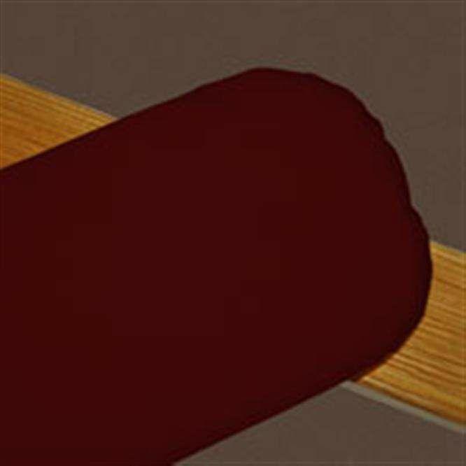 Eckles Sunbrella Boudoir/Breakfast Pillow Color: Burgundy