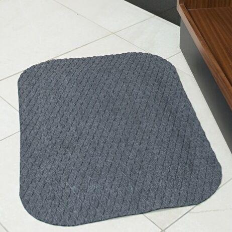 Hog Heaven Fashion Anti-Fatigue Mat Color: Granite, Mat Size: 3' x 5'