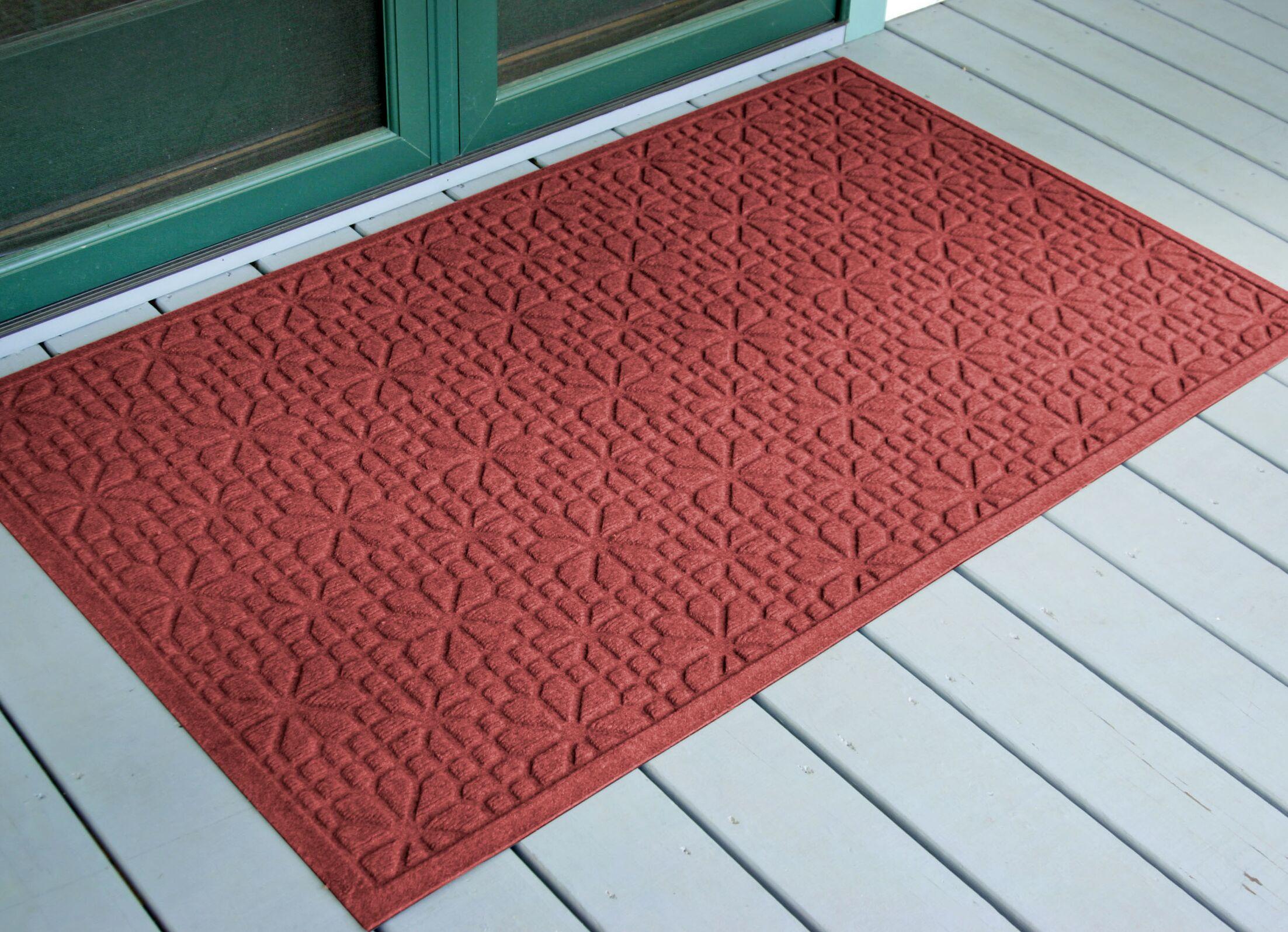 Aqua Shield Doormat Mat Size: Rectangle 3' x 5'