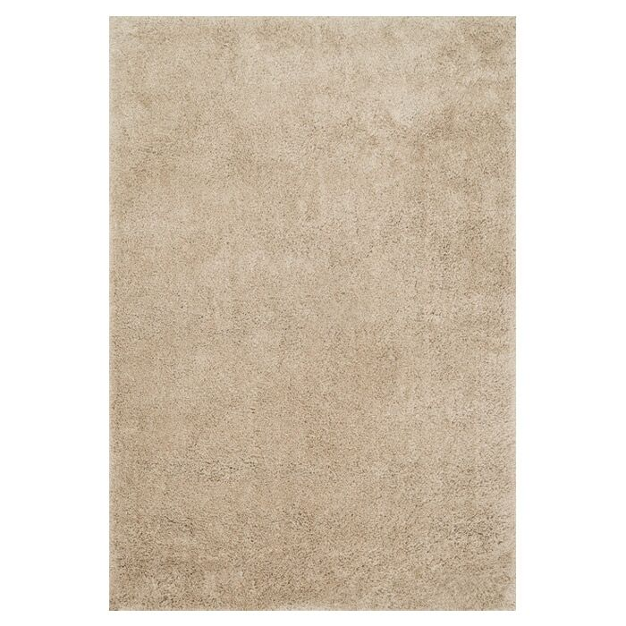 Keil Hand-Tufted Sand Area Rug Rug Size: Rectangle 7'10