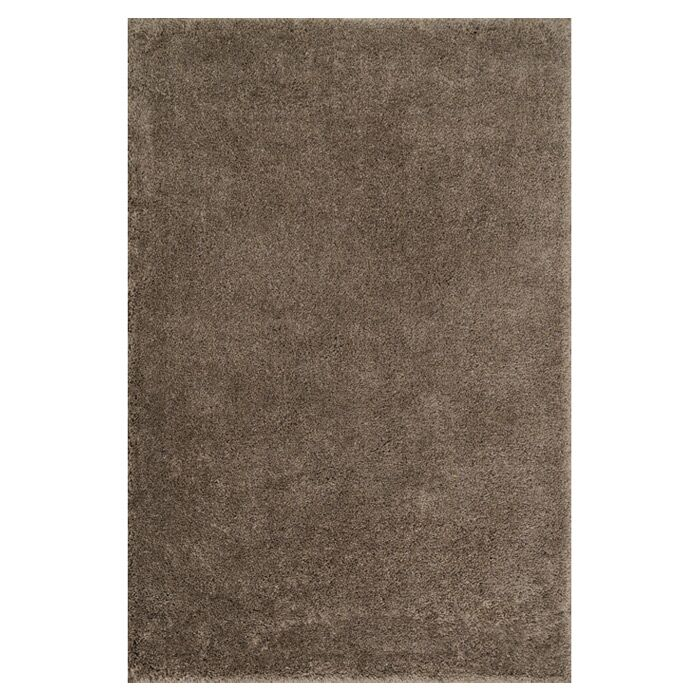 Keil Hand-Tufted Taupe Area Rug Rug Size: Rectangle 9'3