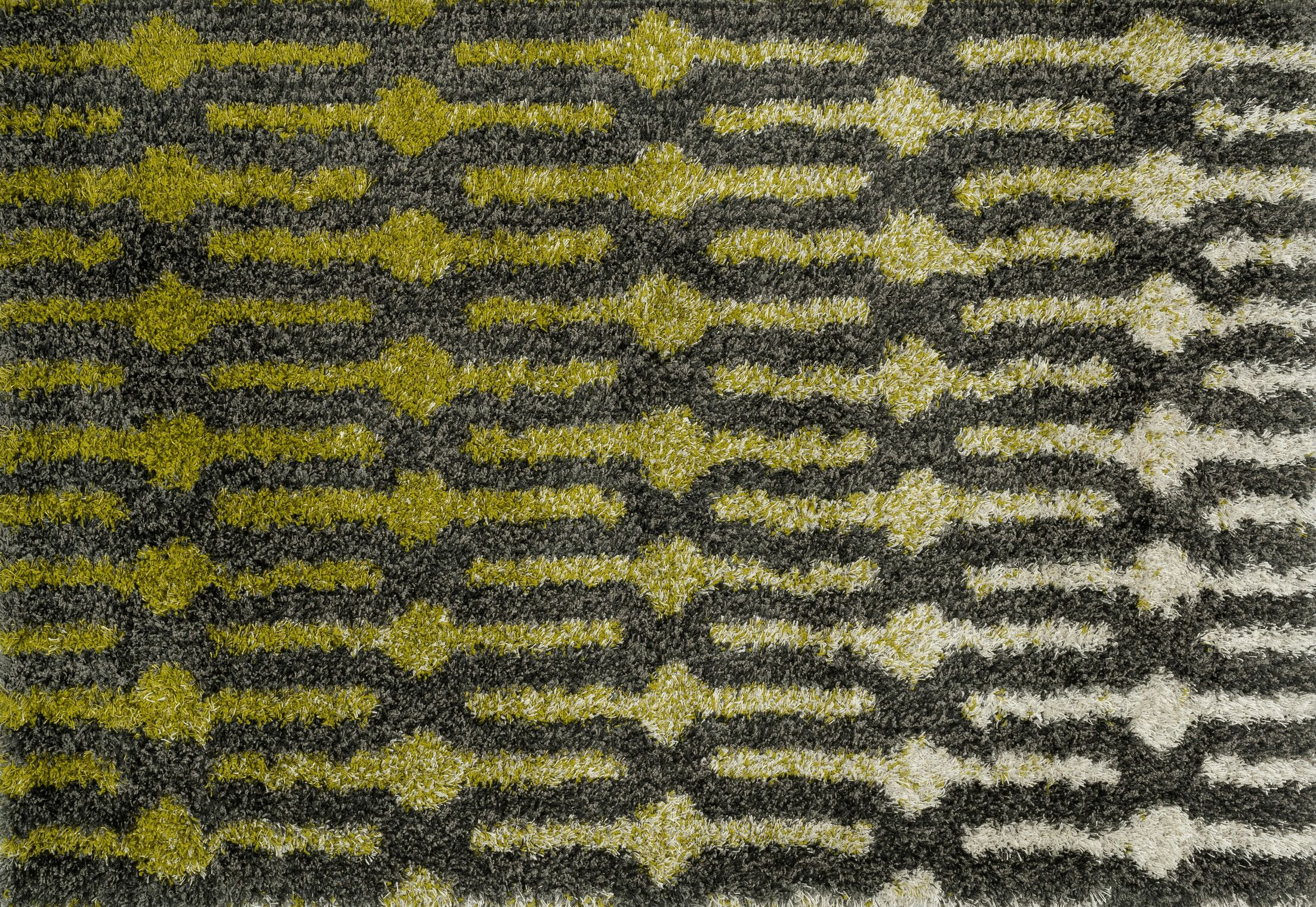 Nalder Green/Gray Area Rug Rug Size: Rectangle 5'2