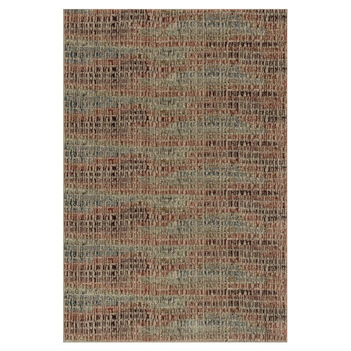 Trentelman Tan Area Rug Rug Size: Rectangle 7'7