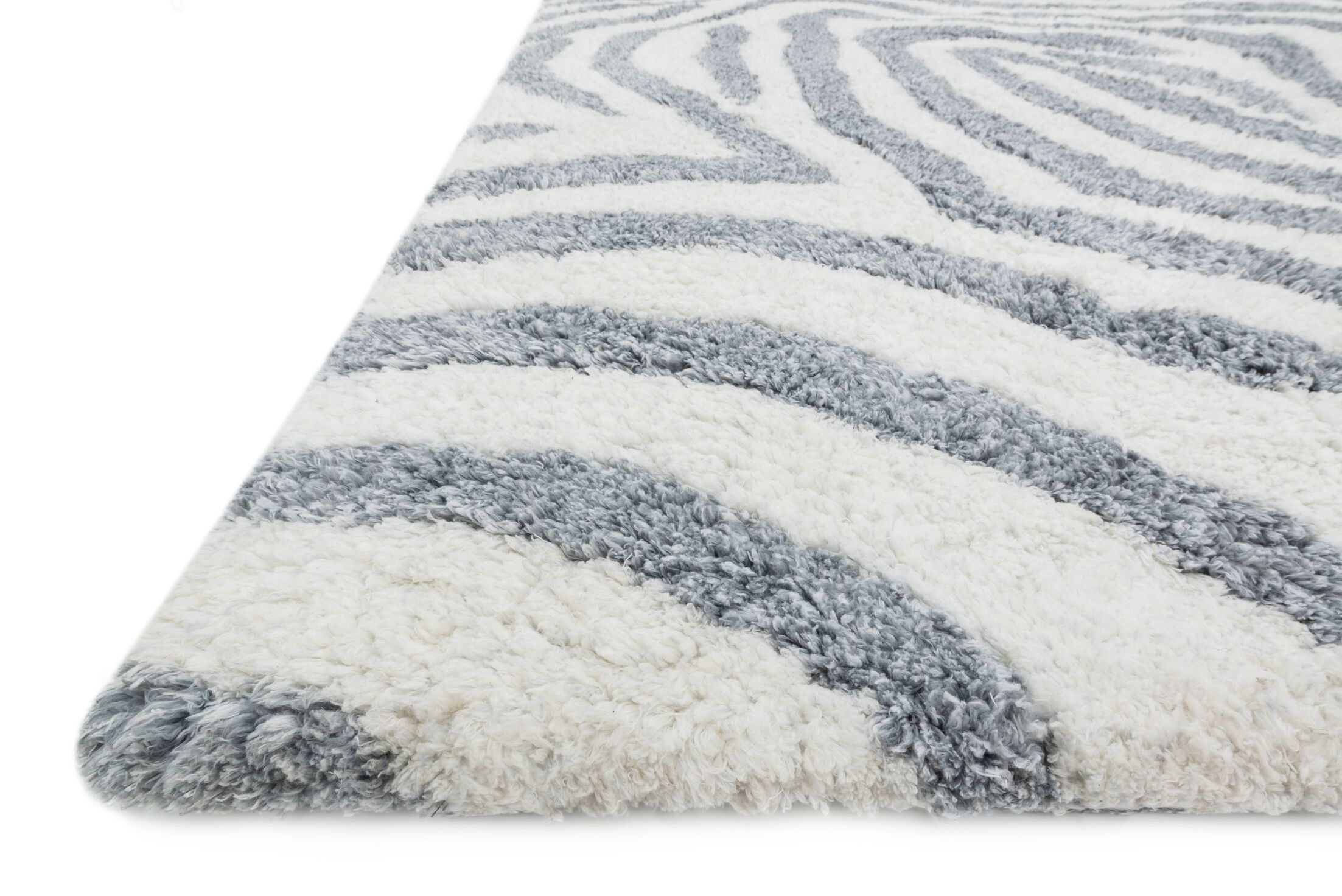 Show Your Stripes Rug Rug Size: Rectangle 5' x 7'6