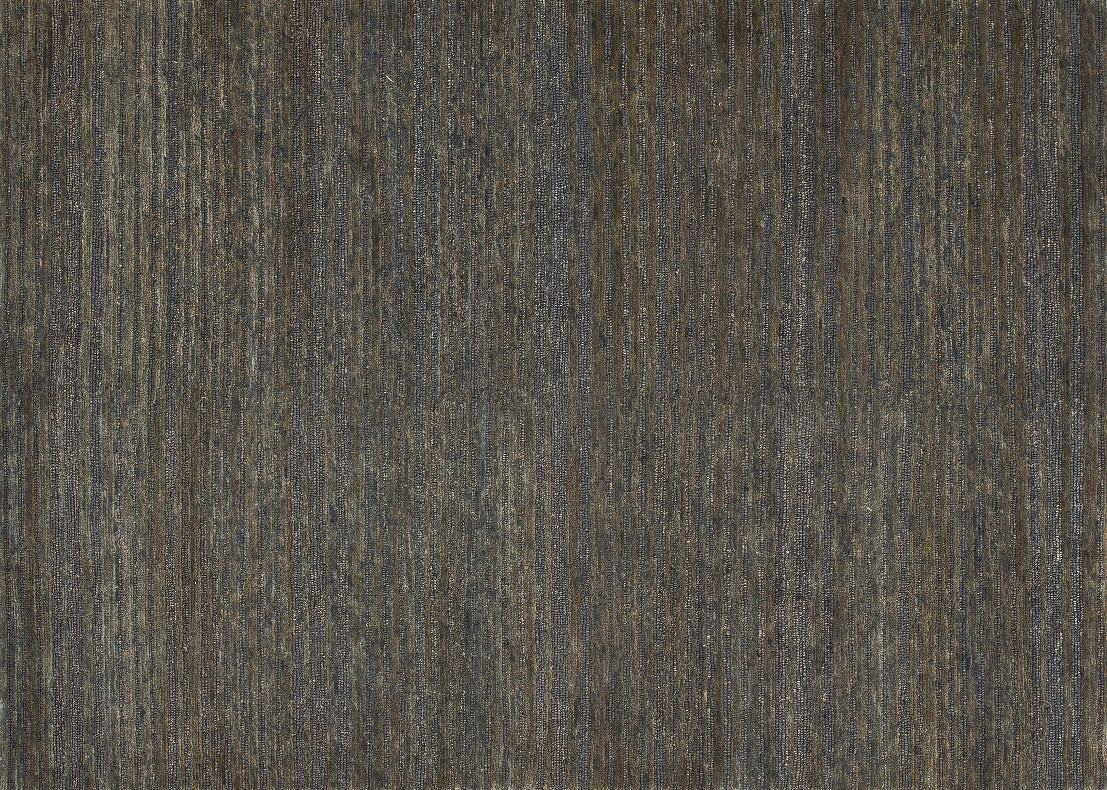 Turley Hand-Knotted Brown Area Rug Rug Size: Rectangle 7'9