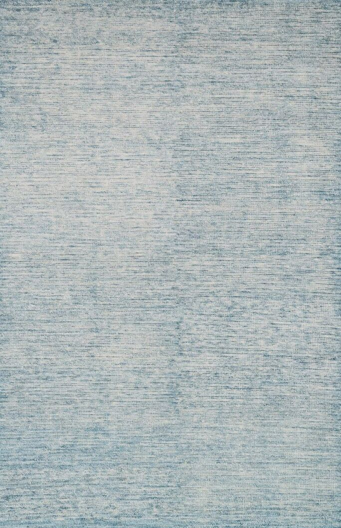 Kelch Light Blue Area Rug Rug Size: Rectangle 2' x 3'