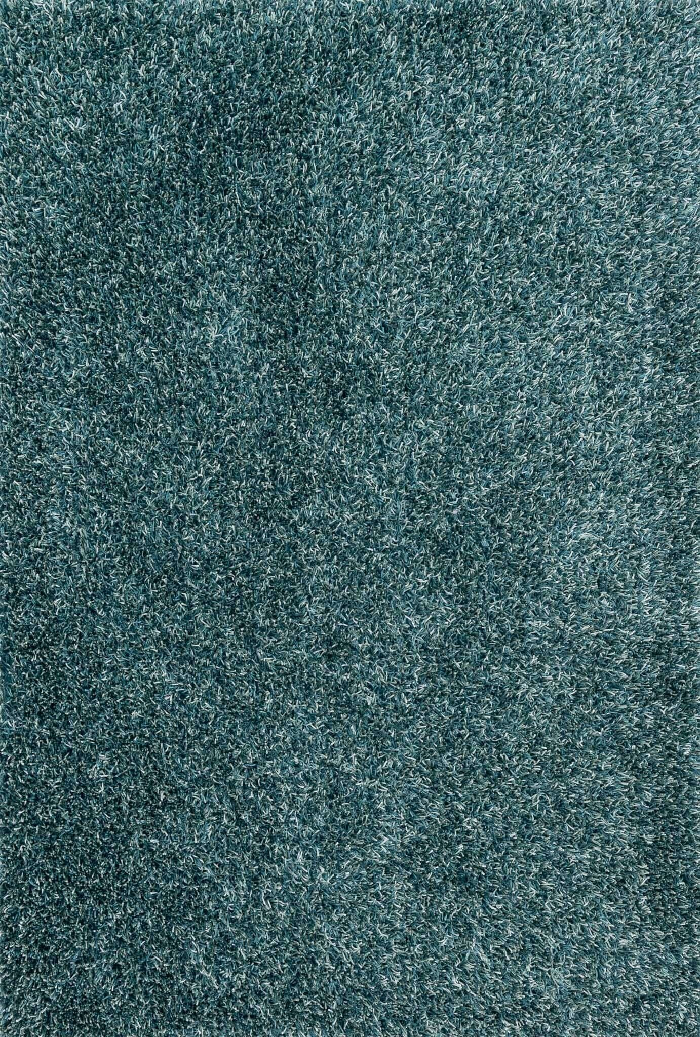 Ballif Hand-Tufted Seafoam Area Rug Rug Size: Rectangle 3'6