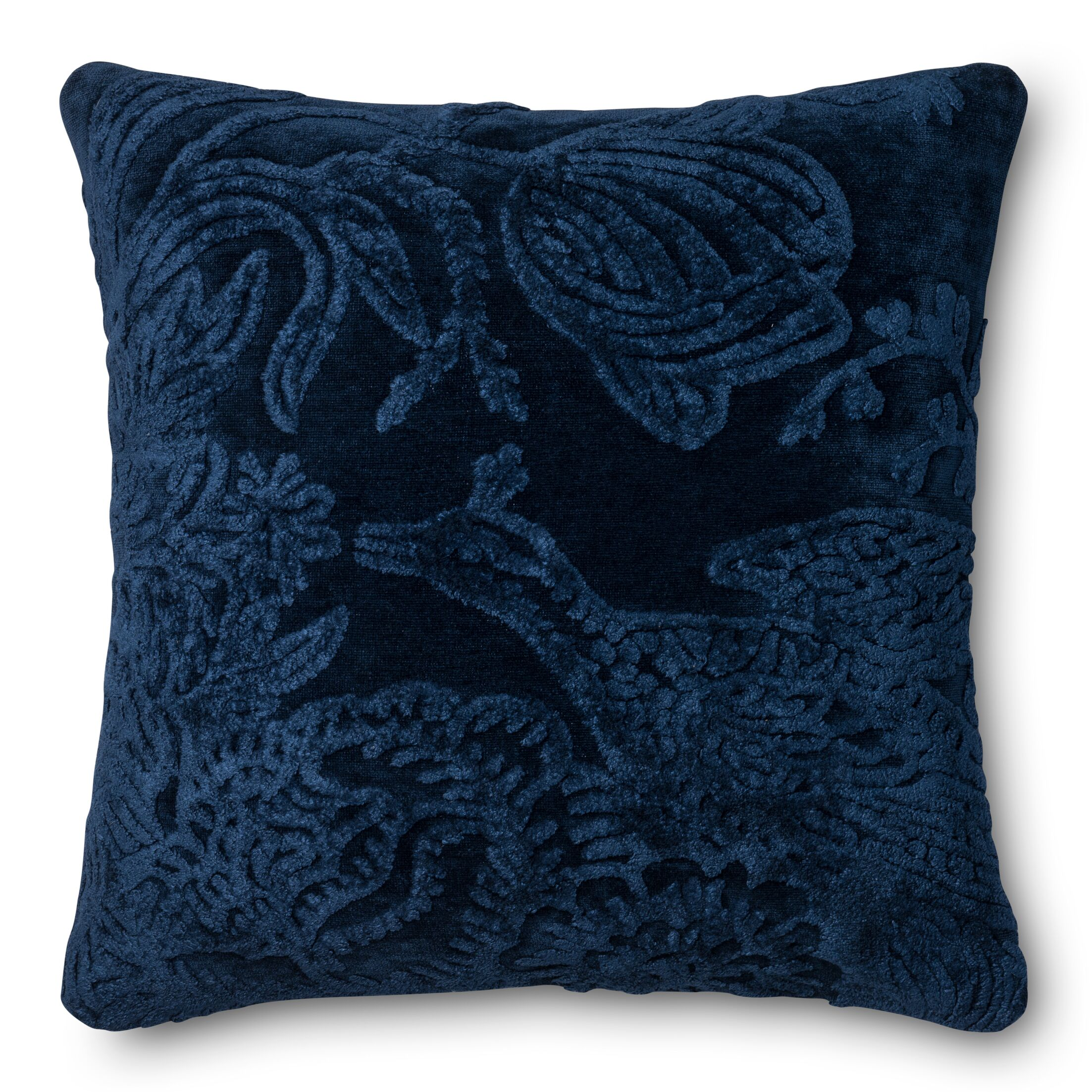 Leavy Throw Pillow
