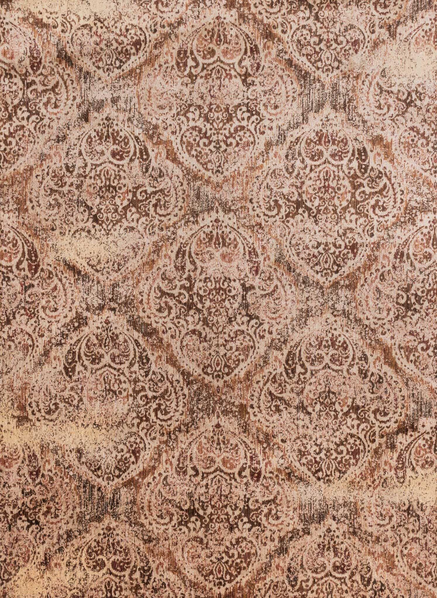 Zehner Brown/Bronze Area Rug Rug Size: Rectangle 9'6