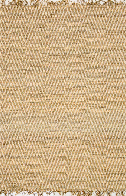 Faraci Hand-Woven Beige Area Rug Rug Size: Rectangle 9'3
