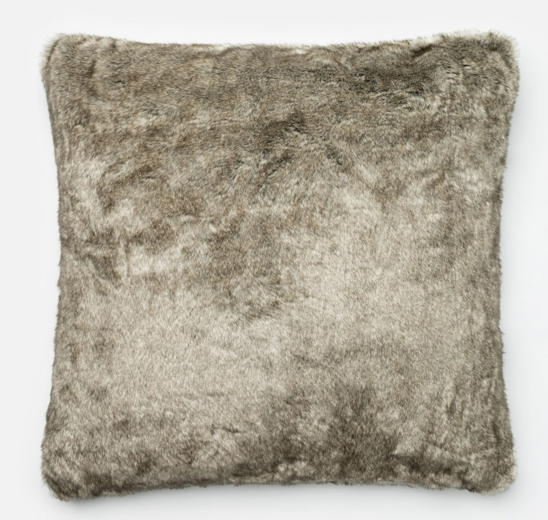 Lechner Throw Pillow Color: Gray