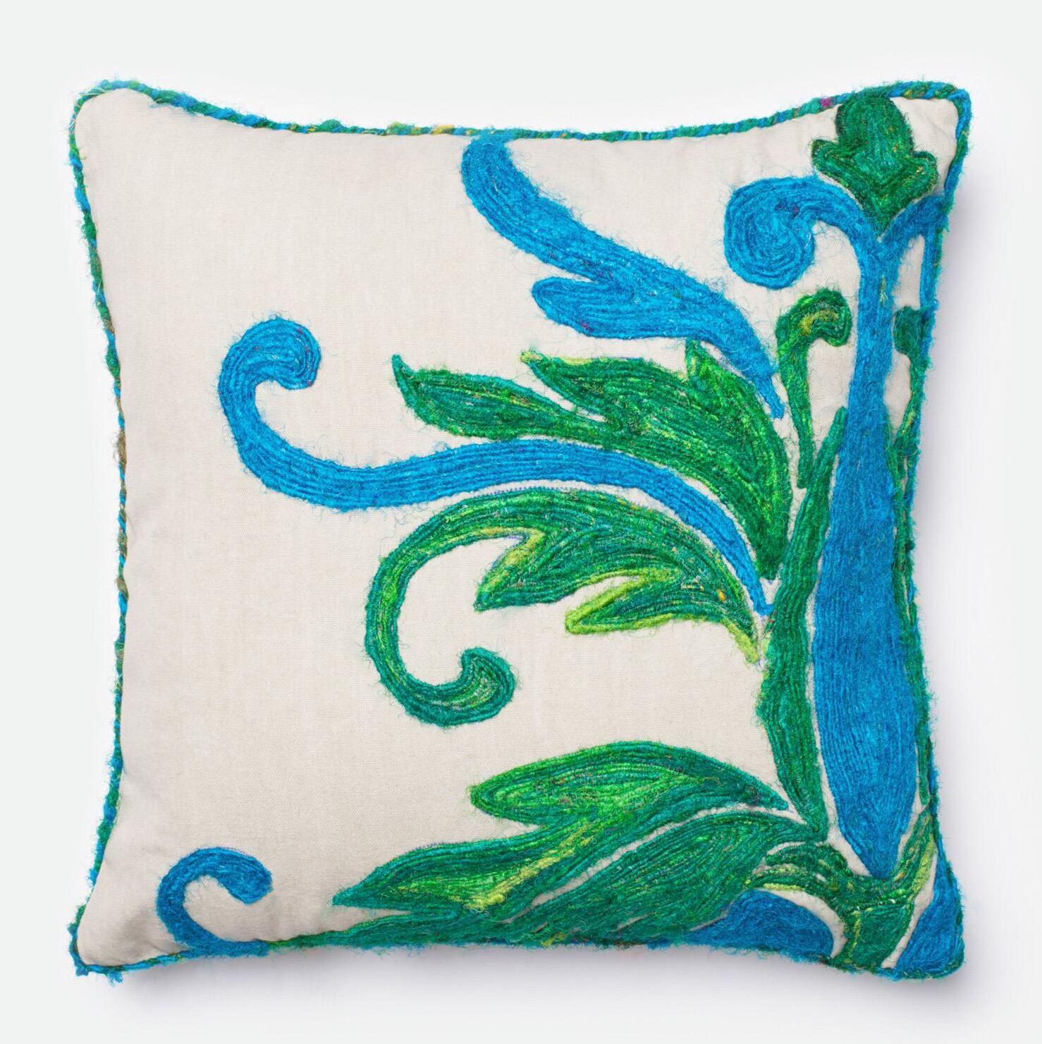Zavis Throw Cotton Pillow