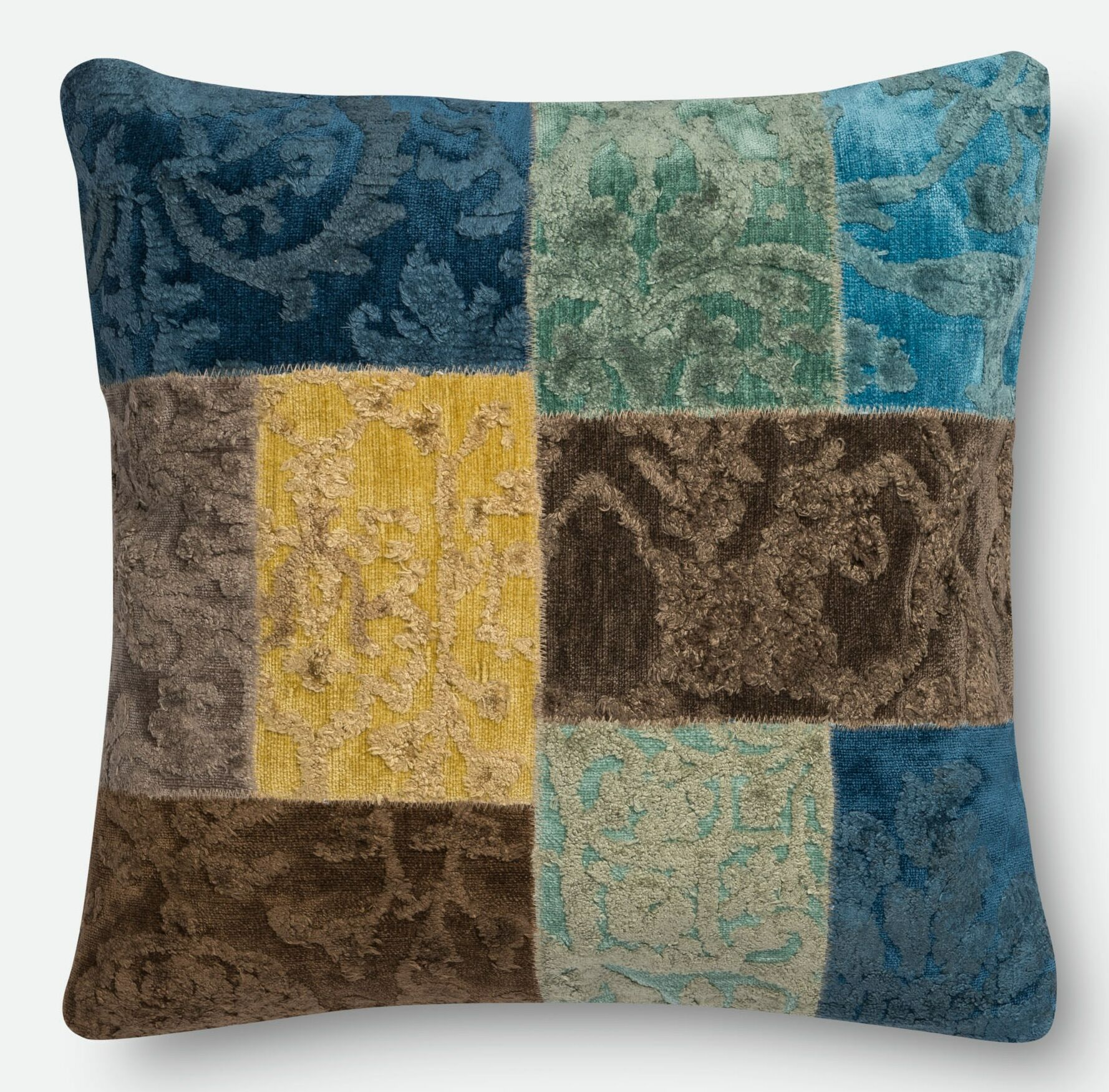 Stoops Throw Pillow Color: Pacifico
