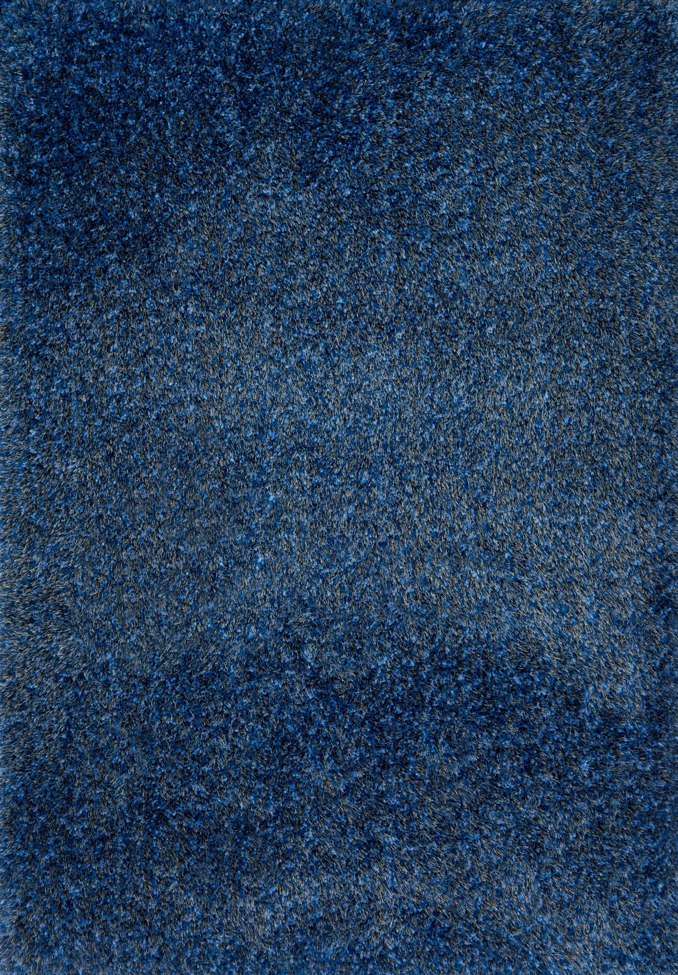 Hackel Blue Area Rug Rug Size: Rectangle 3'6