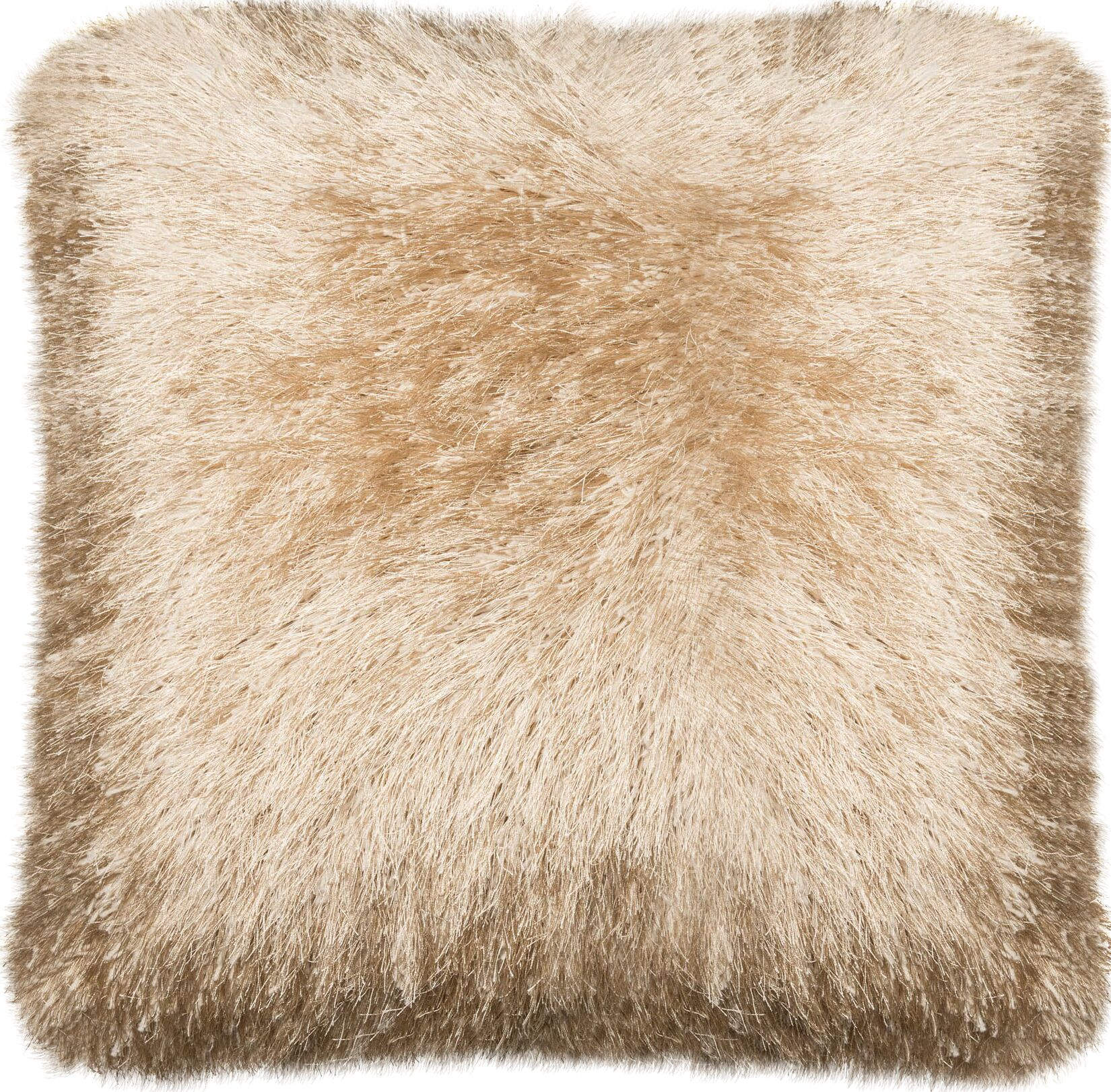 Wyckoff Throw Pillow Color: Gold