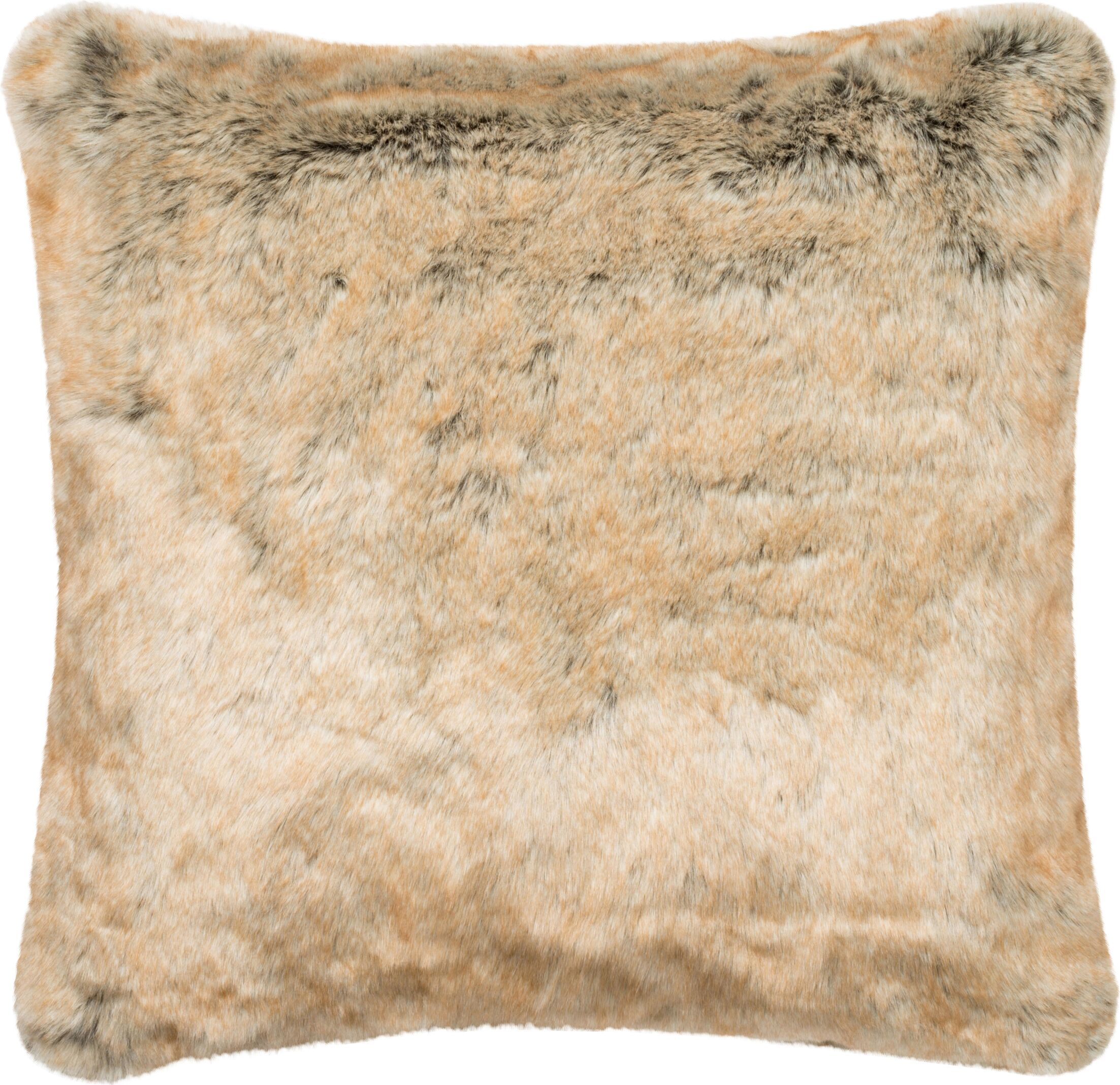 Trussell Throw Pillow Color: Beige