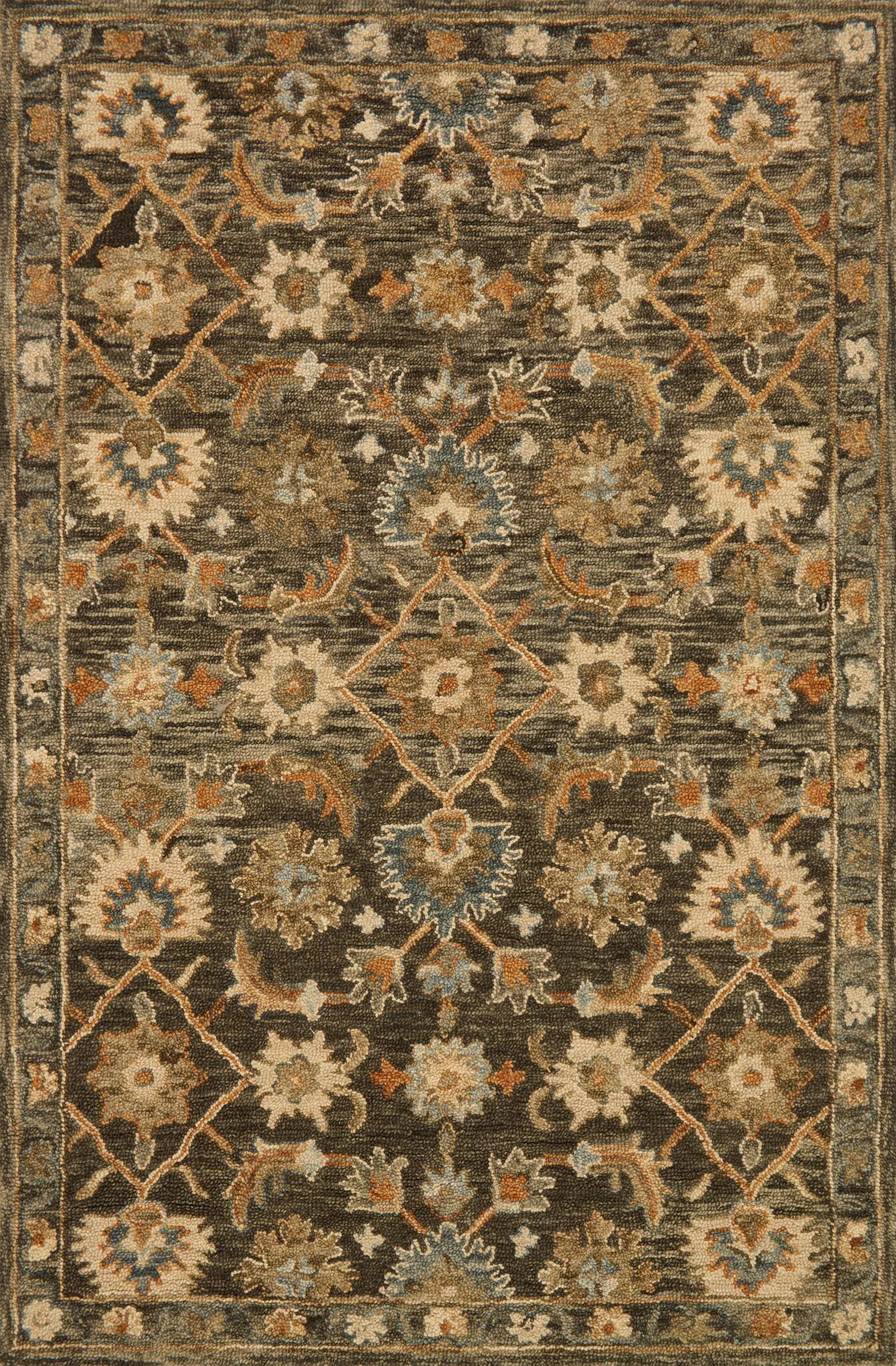 Watertown Hand-Hooked Taupe Area Rug Rug Size: Runner 2'6