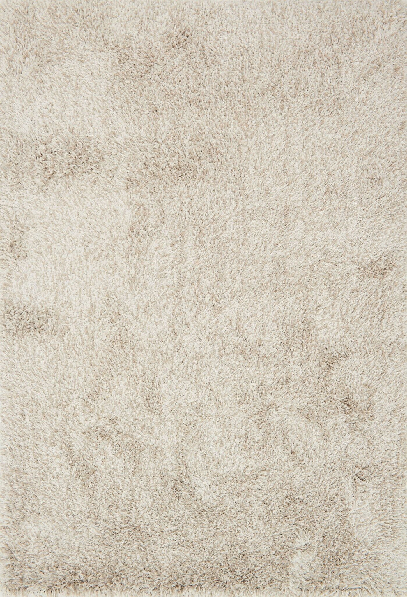 Clein Beige Area Rug Rug Size: Rectangle 5' x 7'6