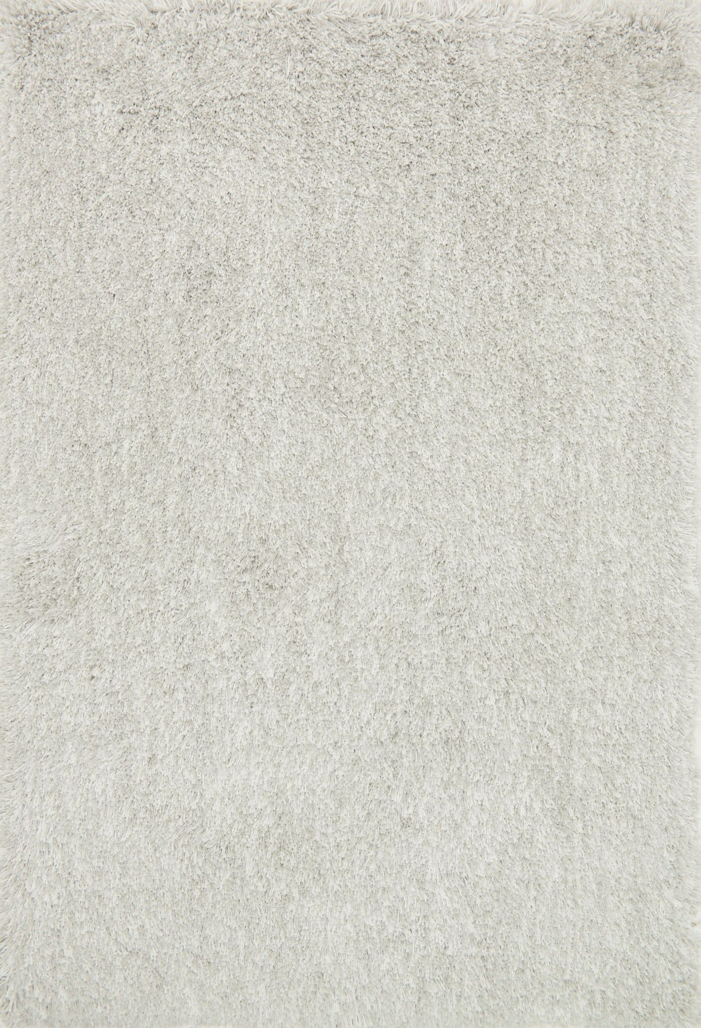 Clein Silver Area Rug Rug Size: Rectangle 7'9