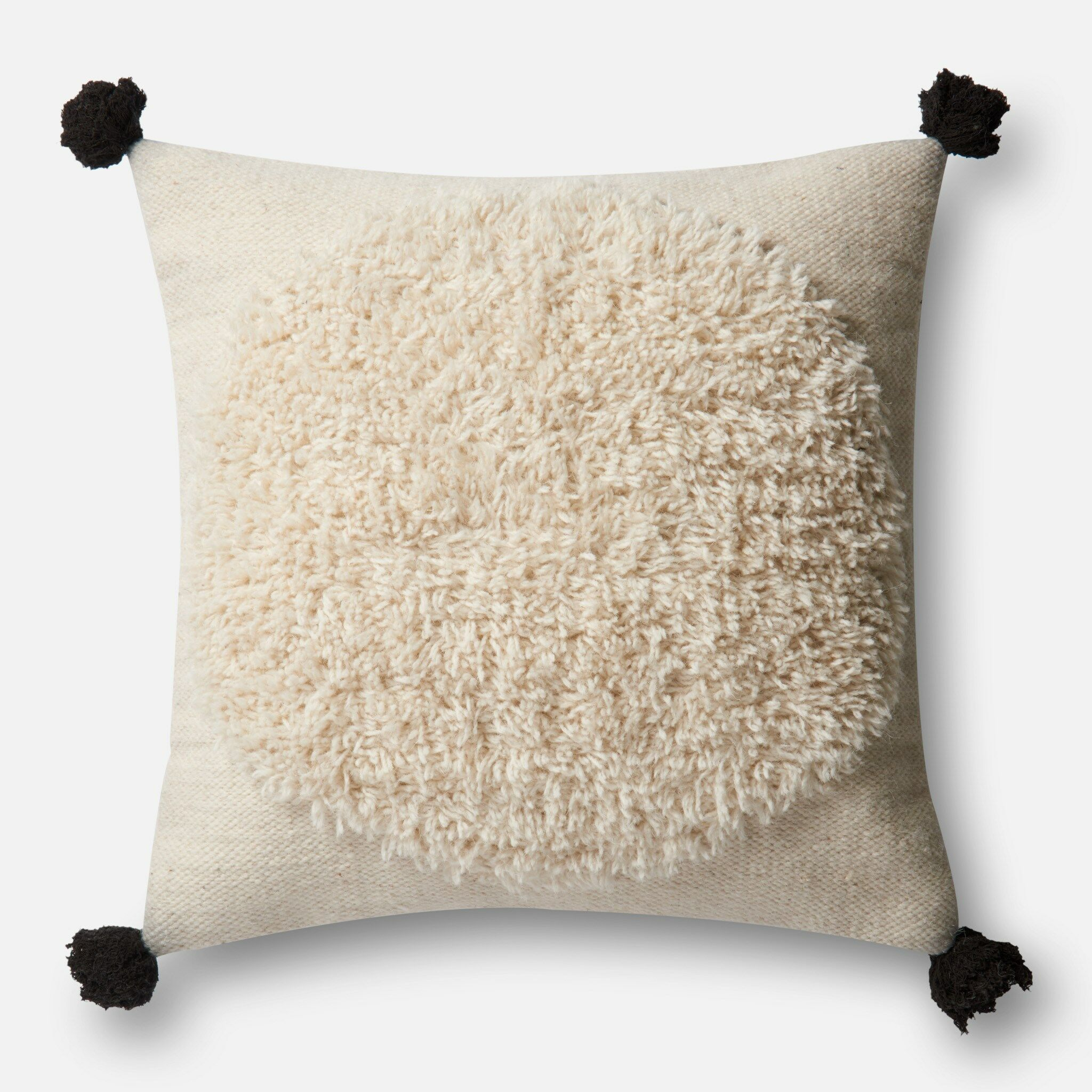 River House Throw Pillow