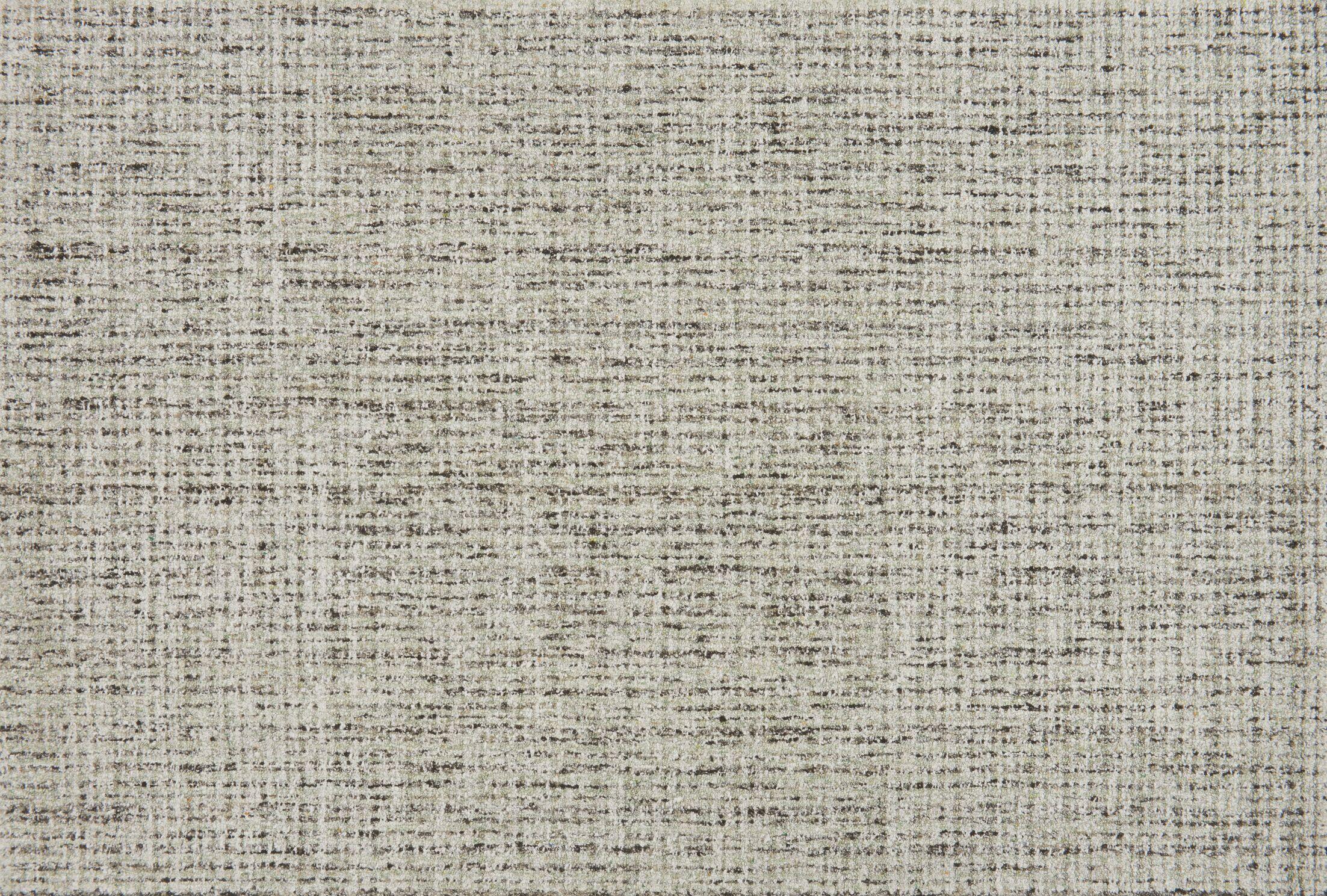 Stony Point Hooked Gray/Sage Area Rug Rug Size: Rectangle 3'6