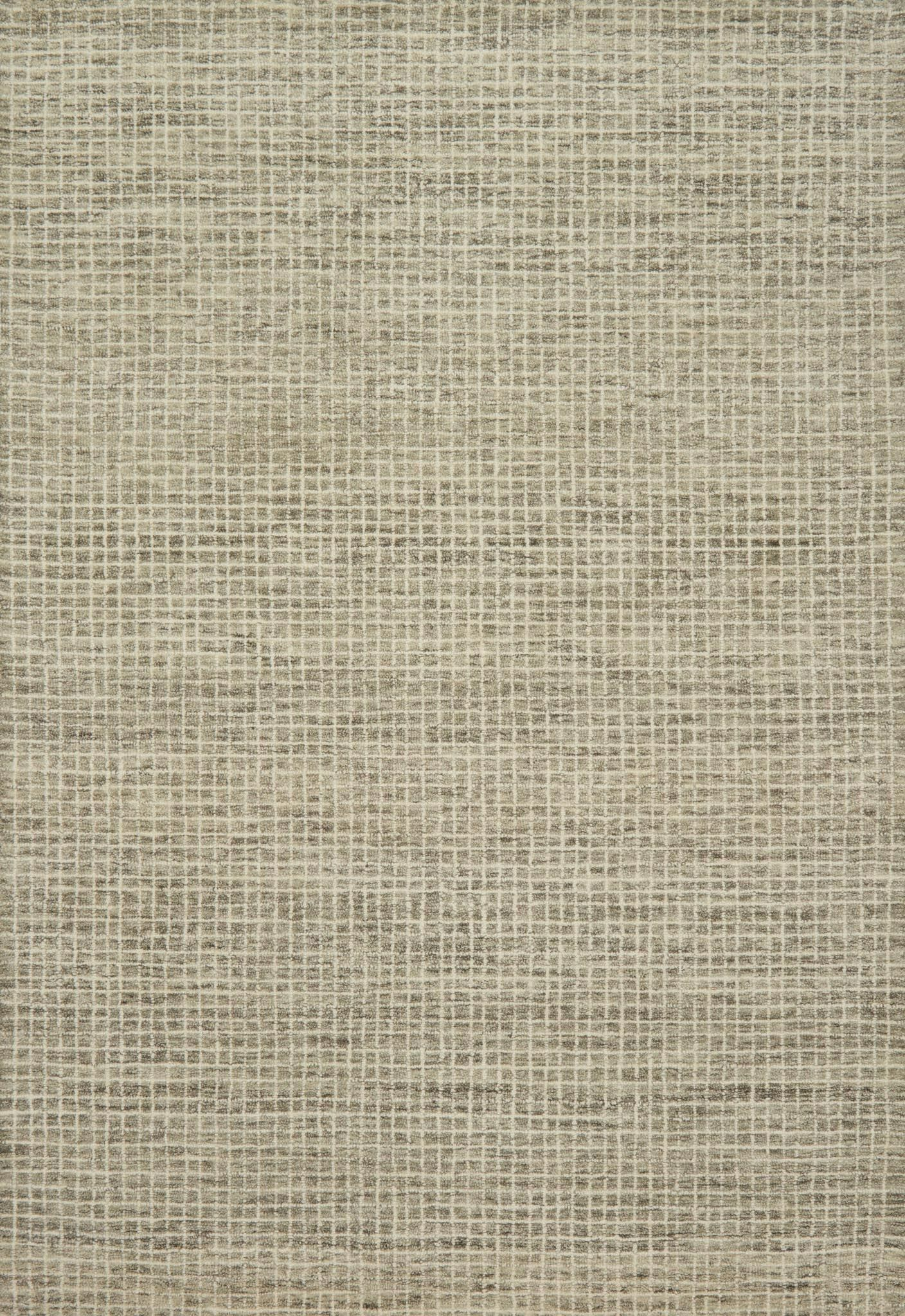 Bourque Hand-Hooked Wool Granite Area Rug Rug Size: Rectangle 12' x 15'