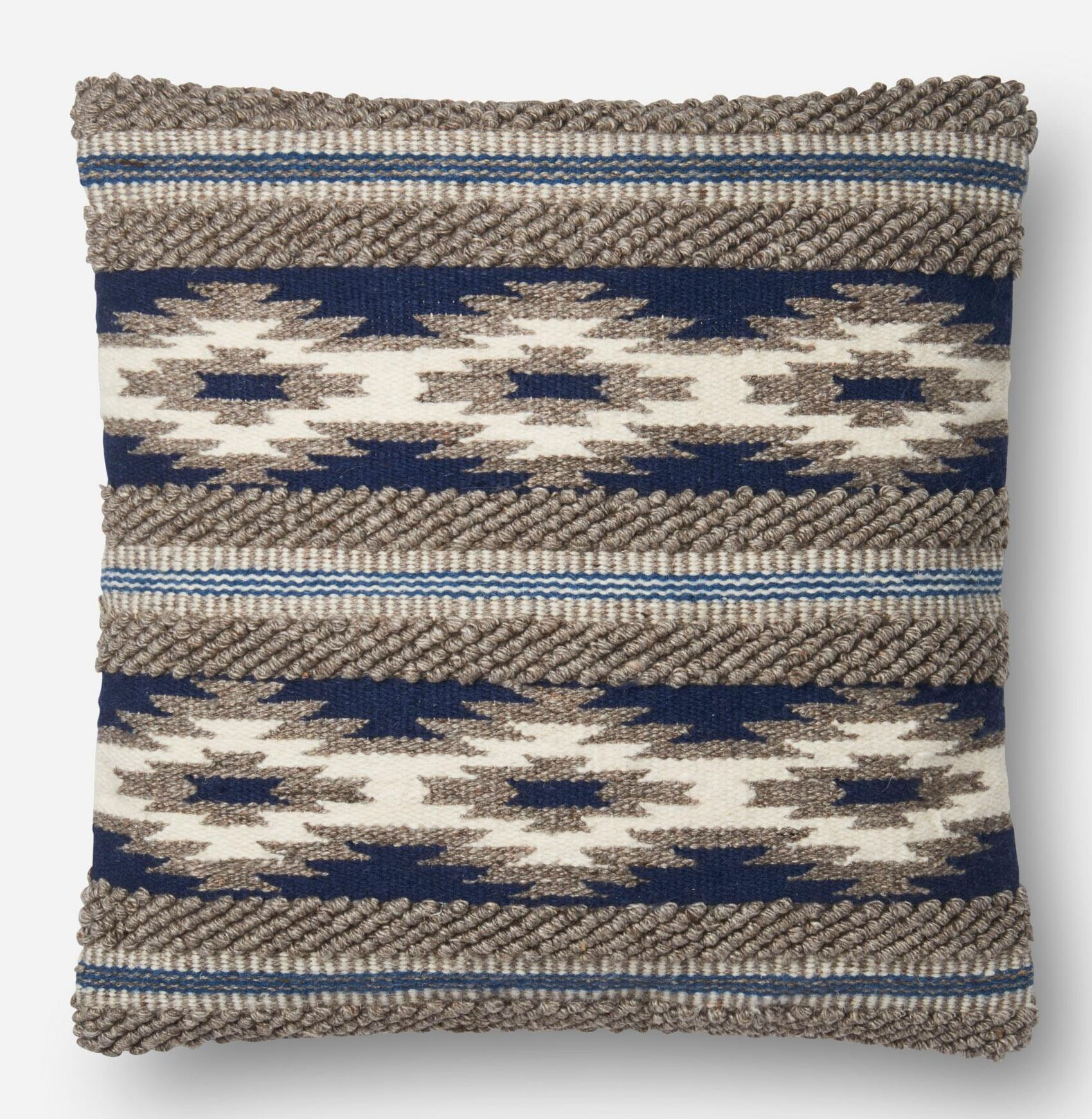 Oak Brook Throw Pillow Fill Material: Down/Feather, Type: Pillow