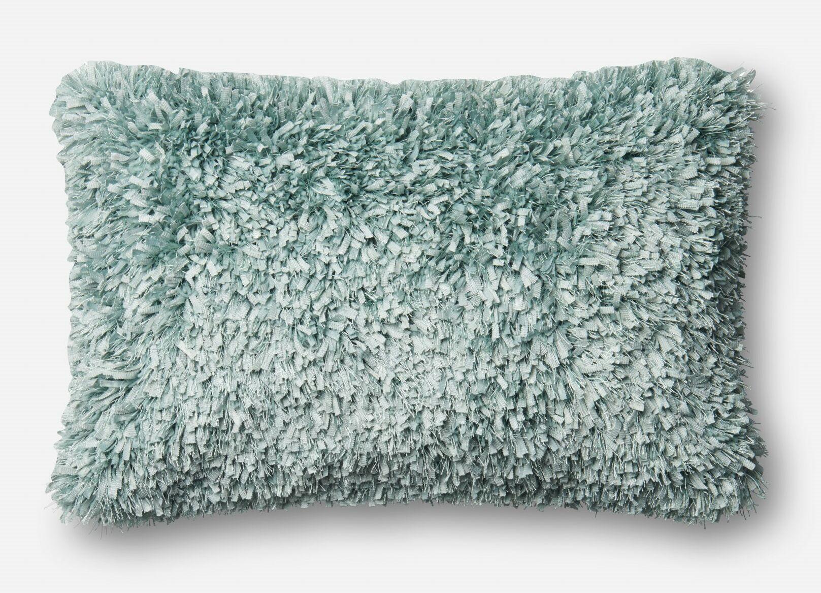 Brookstead Lumbar Pillow Color: Light Blue, Fill Material: Down/Feather, Type: Pillow