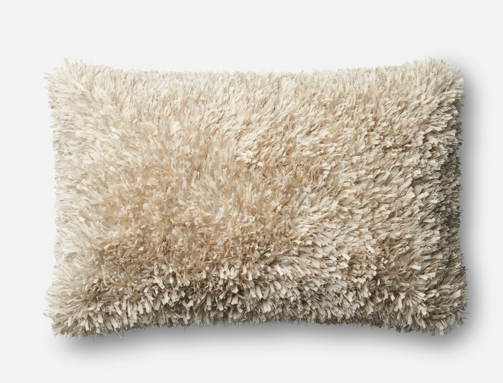 Brookstead Lumbar Pillow Color: White, Fill Material: Down/Feather, Type: Pillow