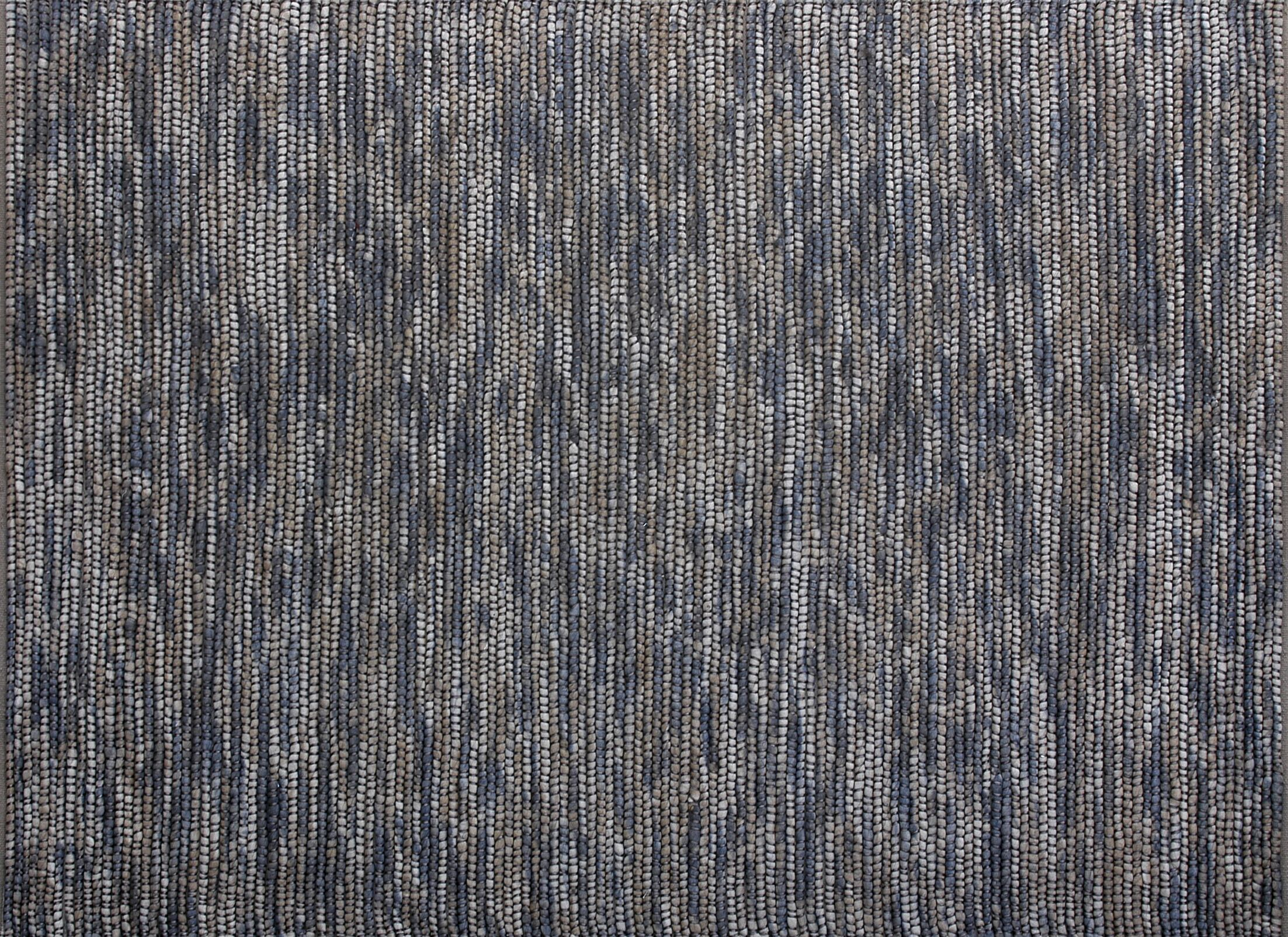 Kehl Hand-Woven Blue/Gray Area Rug Rug Size: Rectangle 5' x 7'6