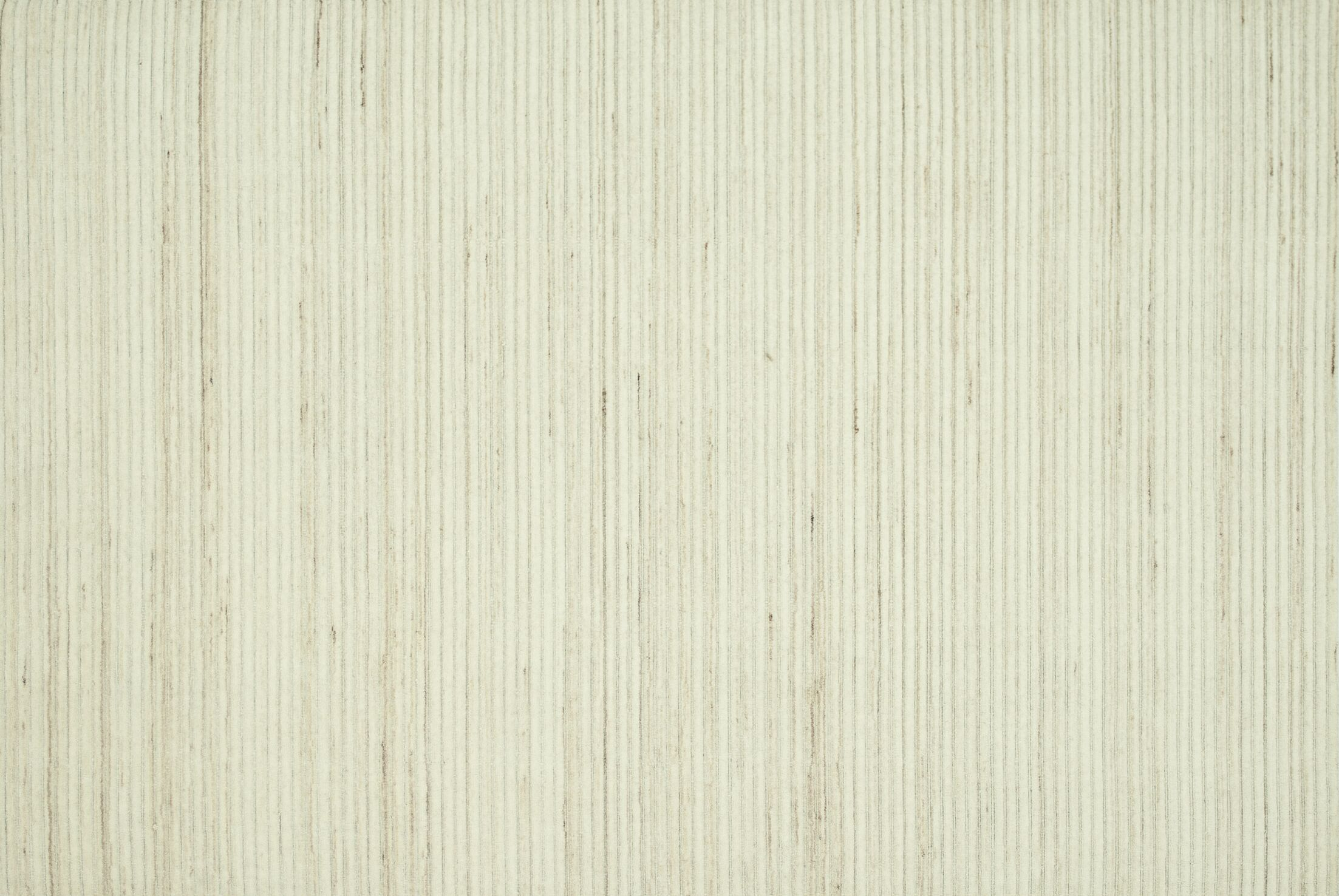 Souvenance Ivory Solid Area Rug Rug Size: Rectangle 5' x 7'6