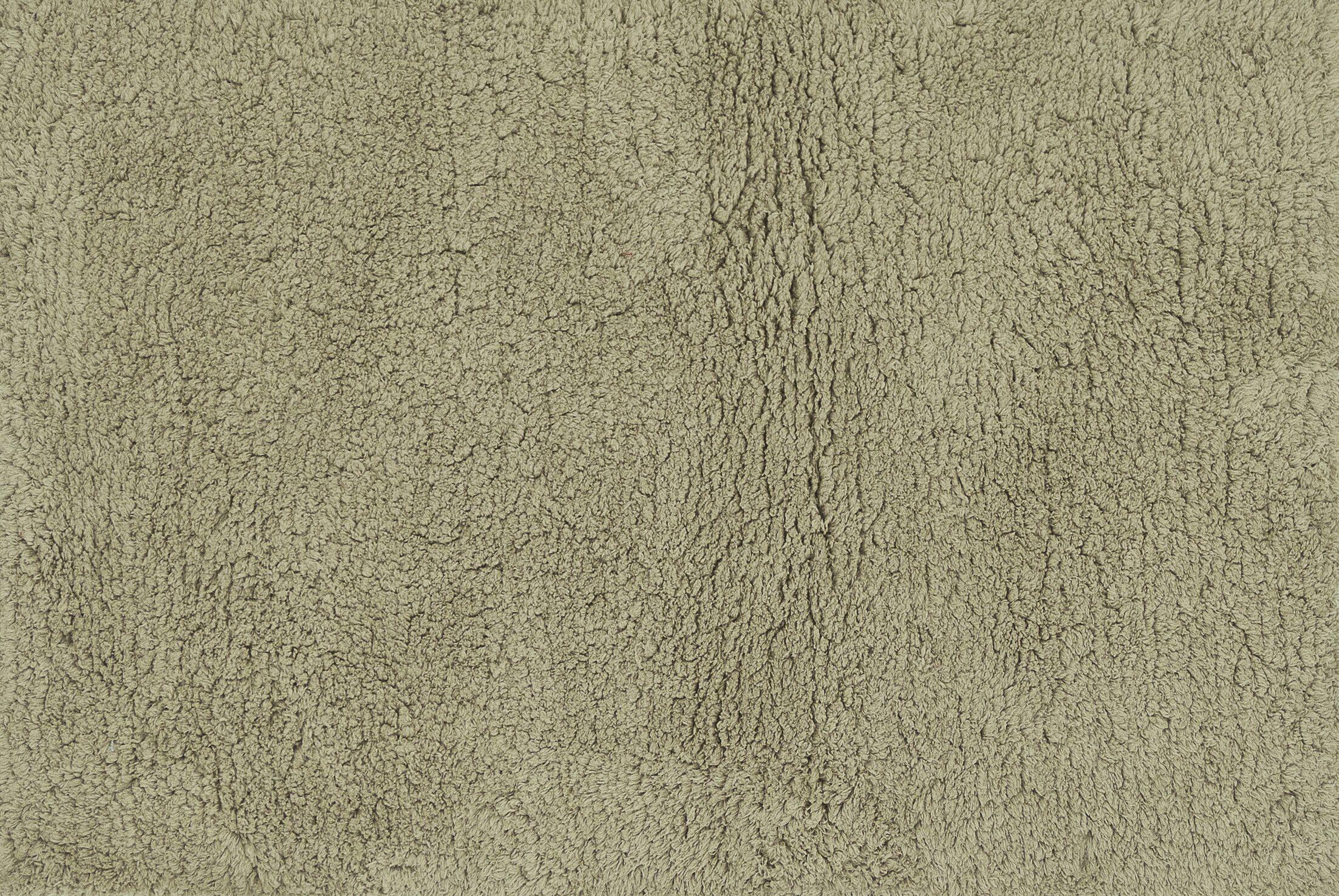 DeGennaro Hand-Tufted Beige Area Rug Rug Size: Rectangle 3'6