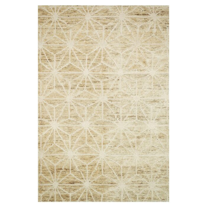Palumbo Ivory Area Rug Rug Size: Rectangle 8'6