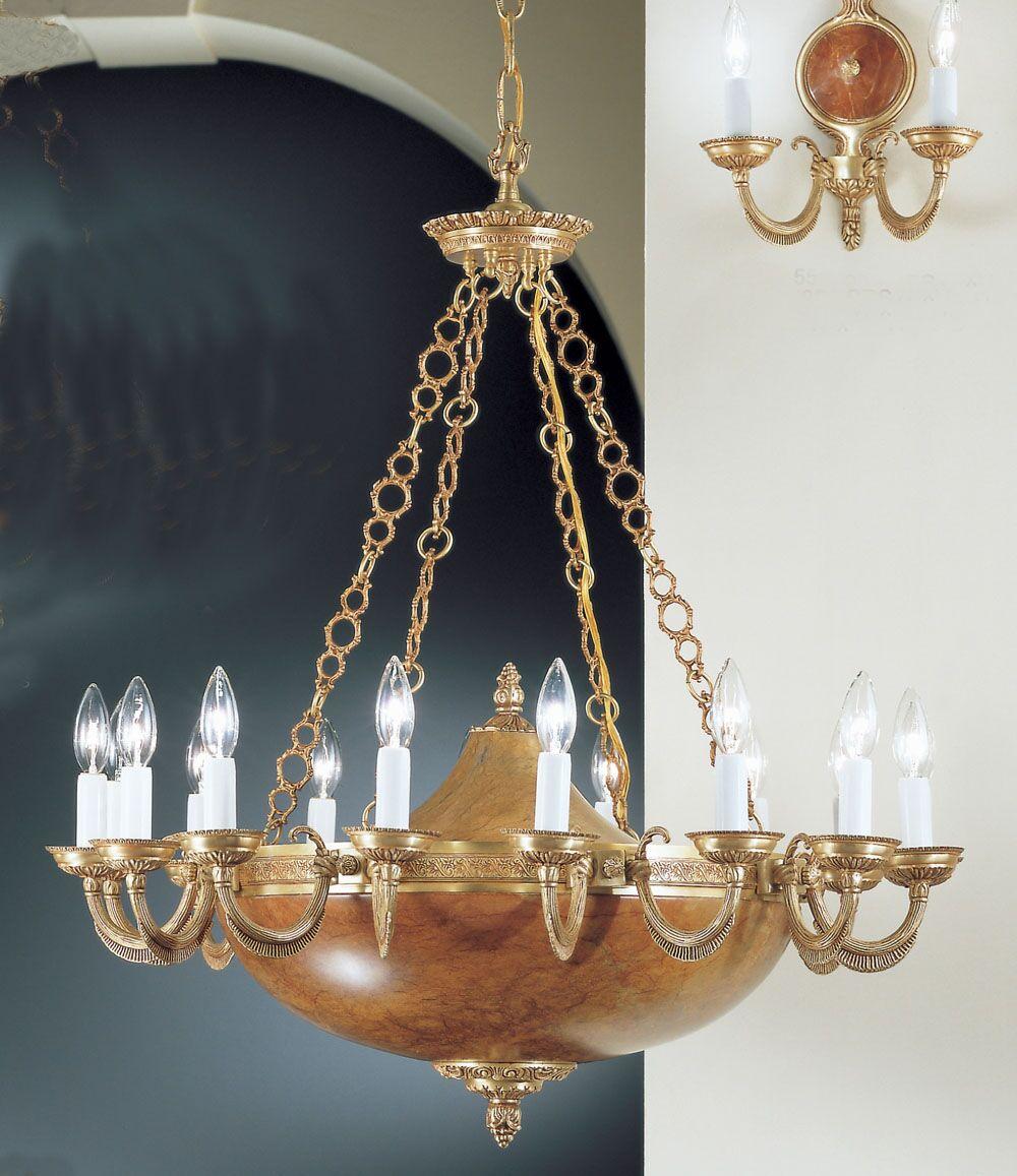 Bonaparte 19-Light Chandelier