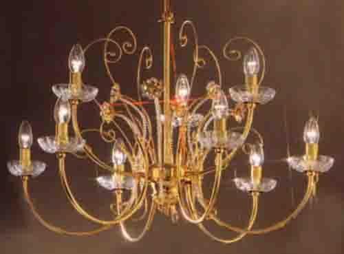 Belleair 9-Light Chandelier