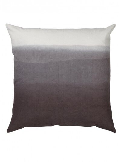 Chesley Cotton Throw Pillow Color: Gray