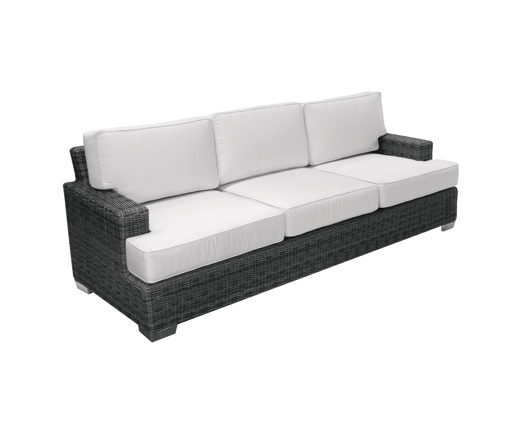 Palisades Sofa with Cushions Fabric: Sierra