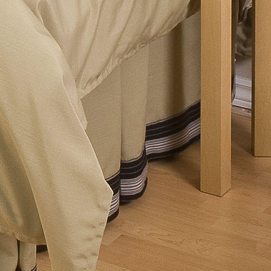 Aiko Bed Skirt Size: Queen