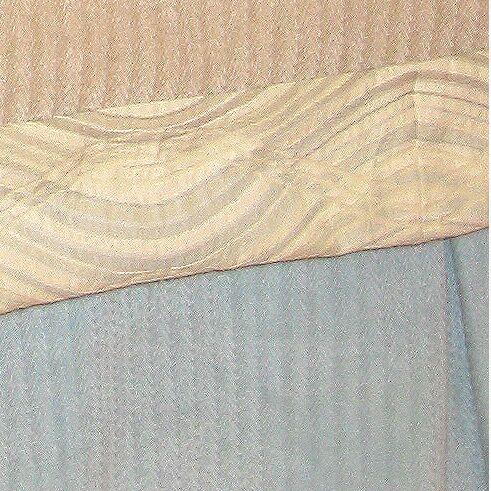 Haven Bed Skirt Size: Full