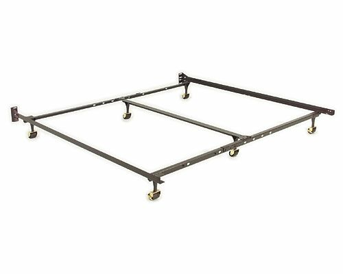 Heritage Bed Frame Size: Queen/King/California King