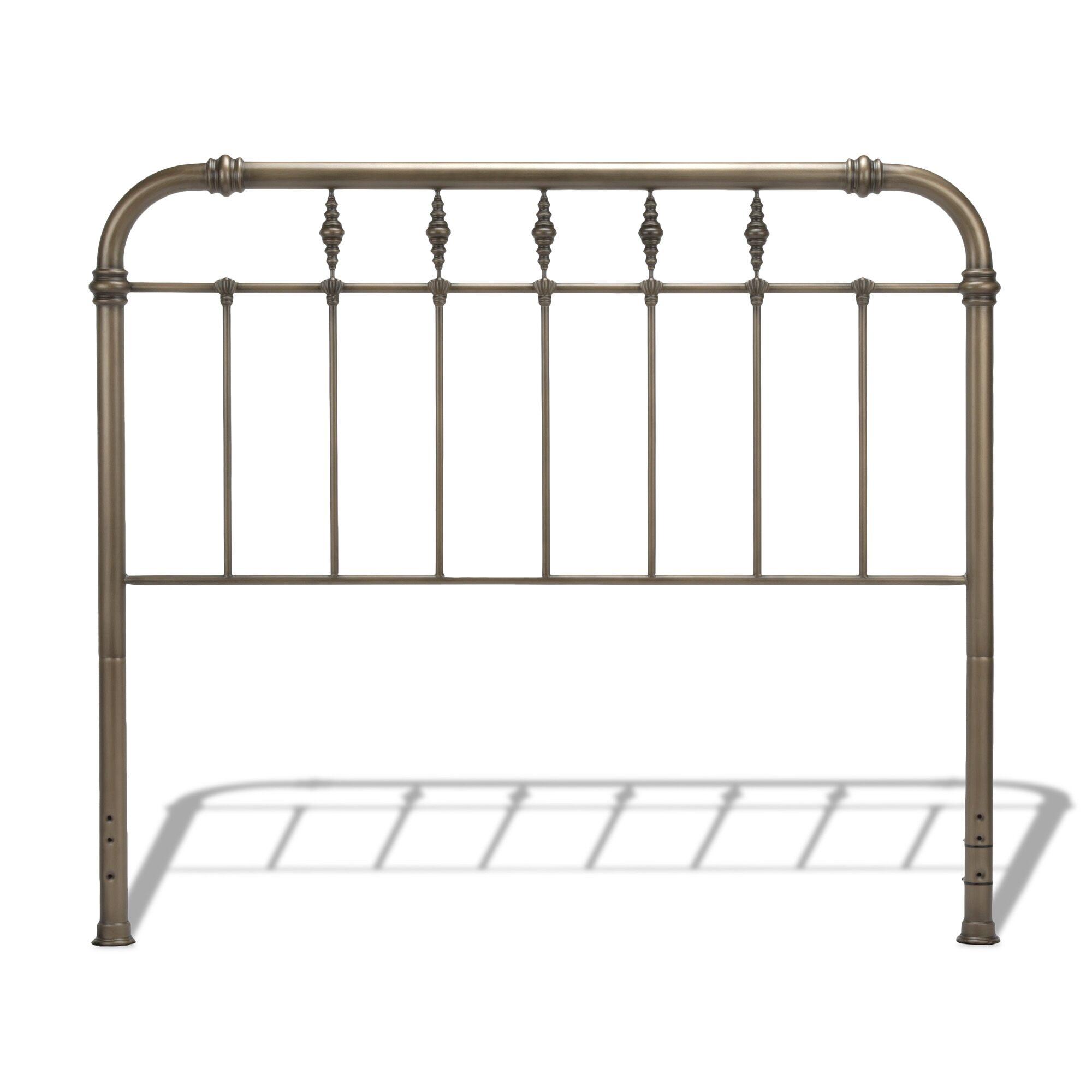 Analleli Panel Bed Size: Queen