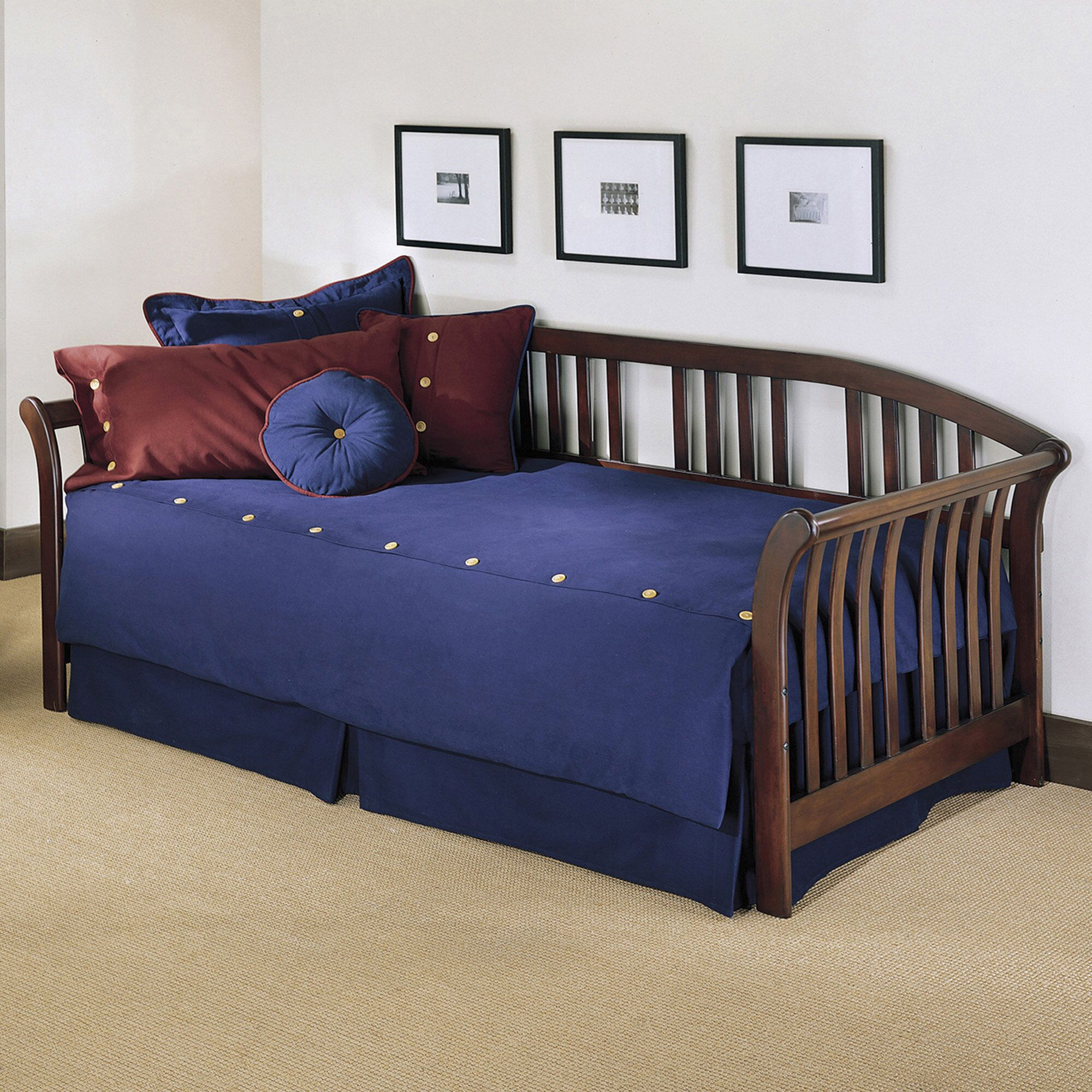 Salem Daybed Accessories: Euro Top Slat