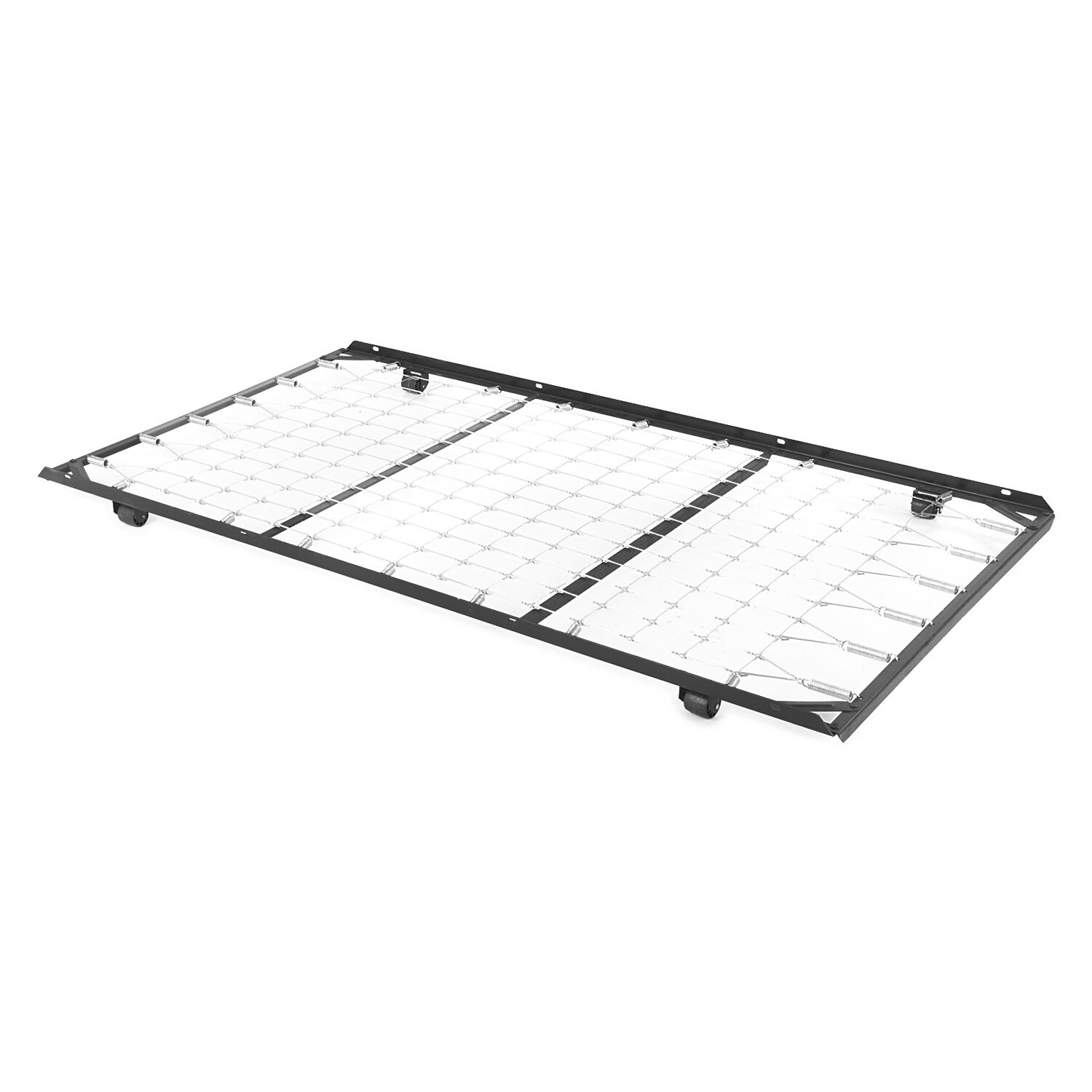 Daybed LowBoy Roll Out Trundle Link Spring