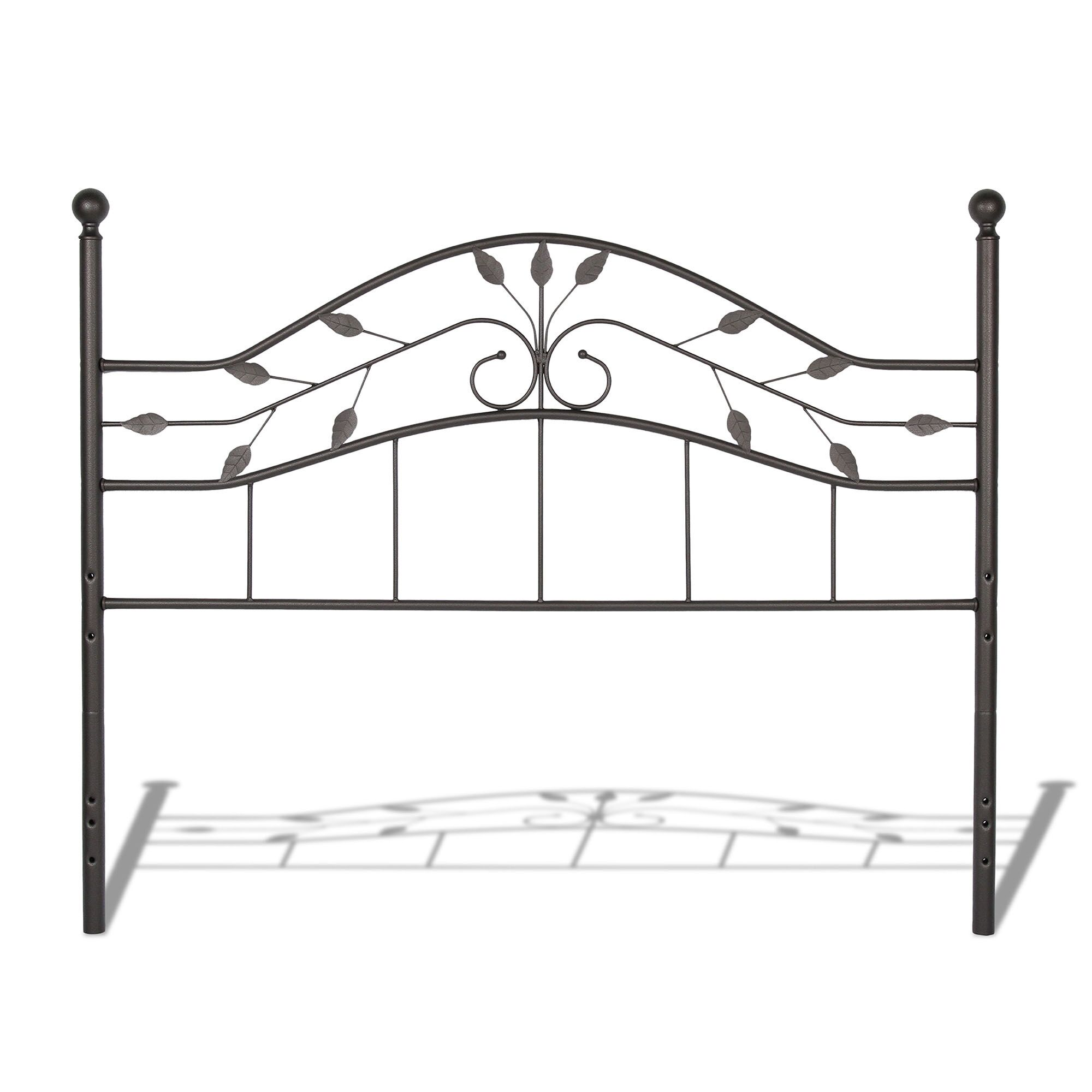 Madawaska Open-Frame Headboard Size: Queen