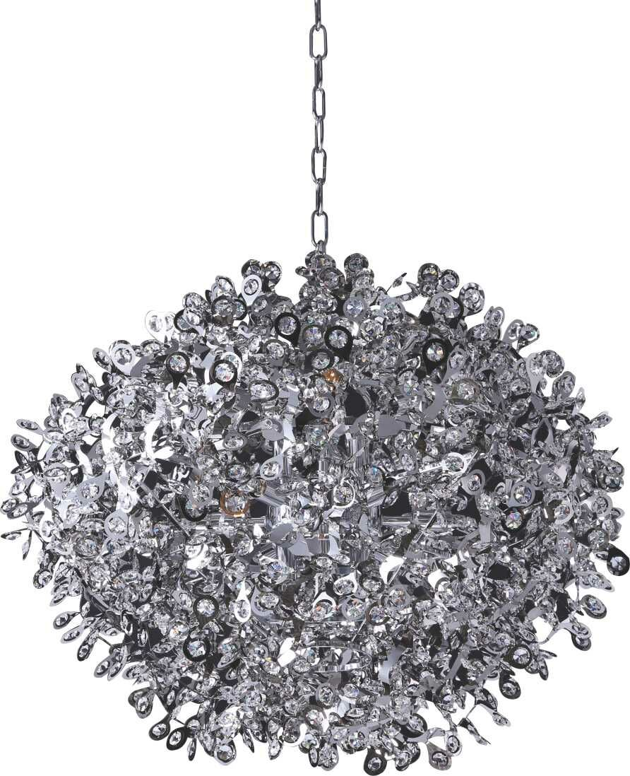 Gailey 12-Light Globe Chandelier