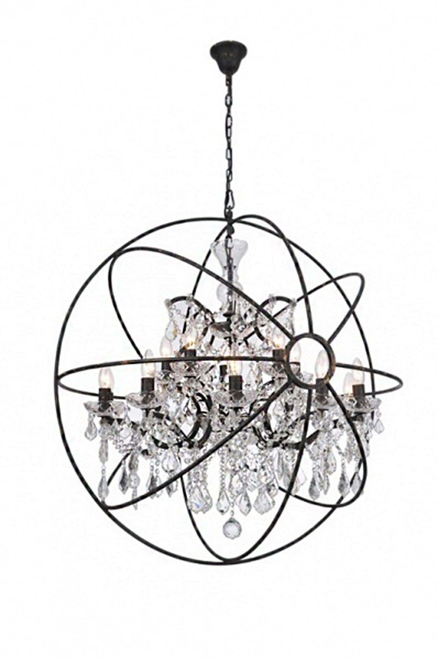 Belden 15-Light Globe Chandelier Finish: Bronze