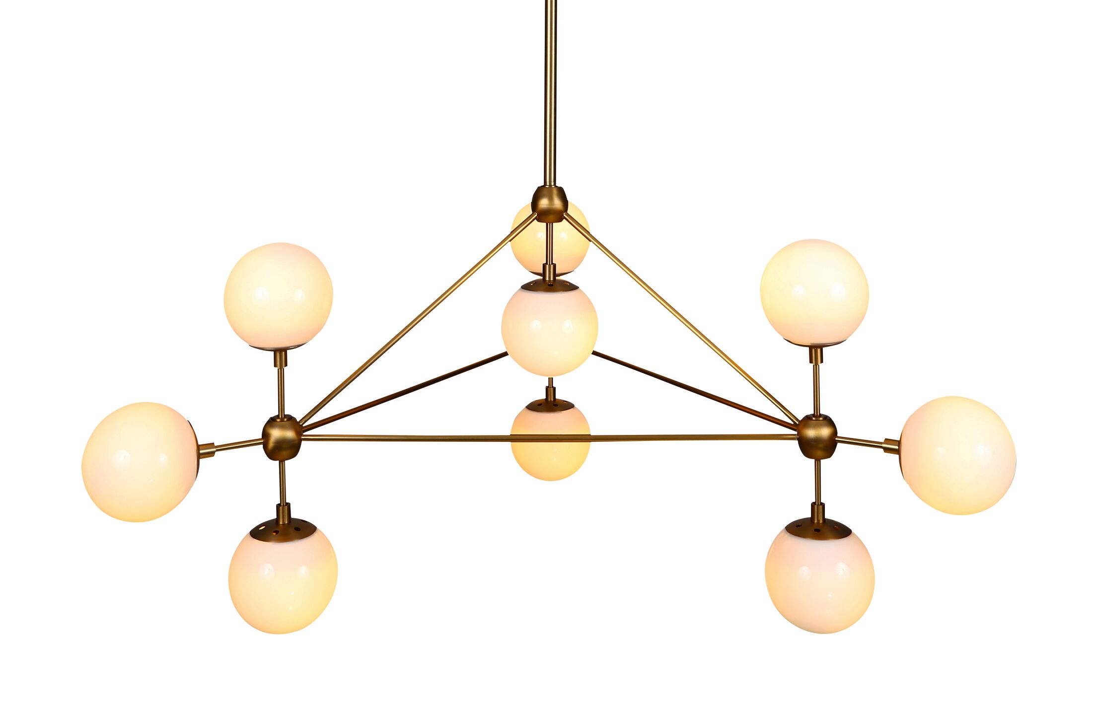 Lemay 10-Light Pendant