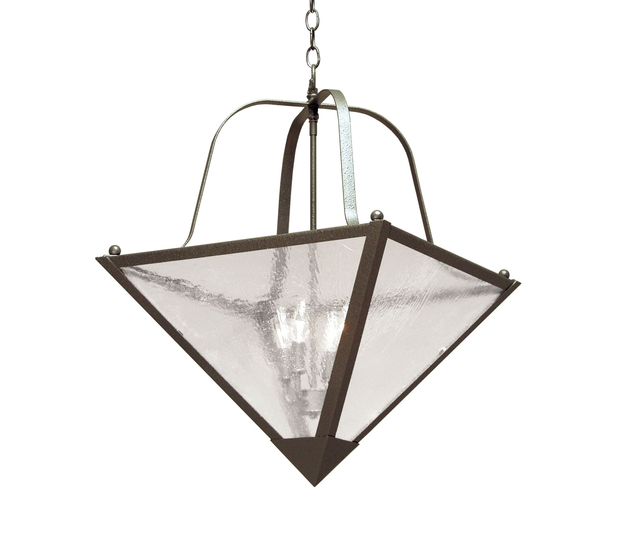 Zale 4-Light Bowl Pendant