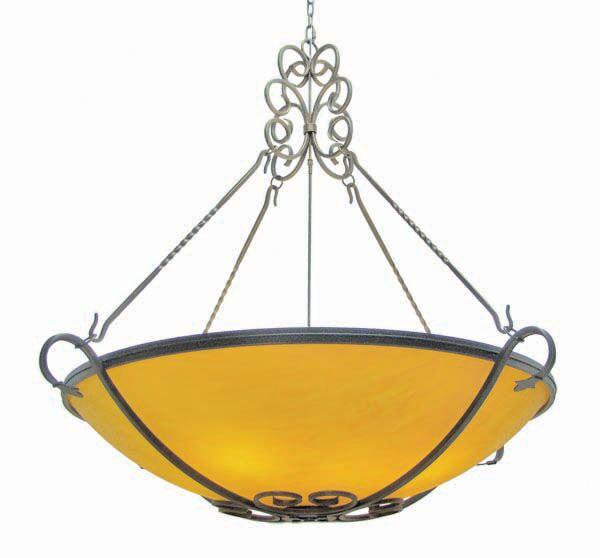 Alaine 8-Light Bowl Pendant