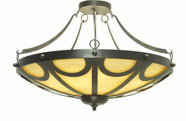 Carousel 12-Light Bowl Pendant Finish: Pompeii Gold Premium